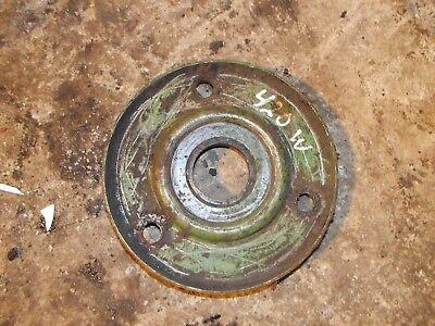 John Deere 420 W 420w Tractor Jd Engine Motor Crankshaft Seal