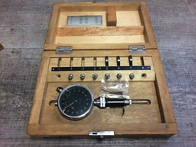 Nice German Made Intast Split Ball Bore Gage .0001 .0691 - .1634