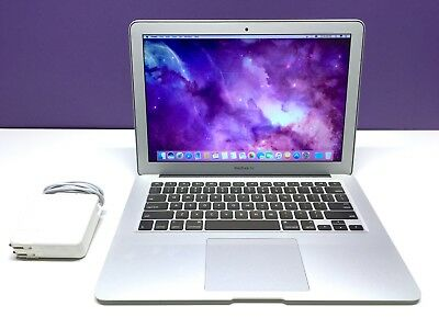 "Apple MacBook Air 13"" / 2.6GHz Core i5 / 128GB SSD / OS-2017 / 3-YEAR WARRANTY"