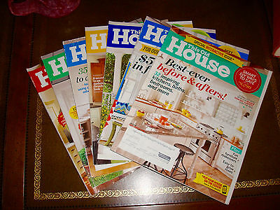 This Old House Magazine Back Issues 2013