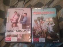 Workaholics DVDs ... Kingsford Eastern Suburbs Preview