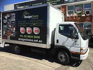 TRUCK FOR SALE SYDNEY MITSUBISHI PANTECH 2004 NEW TYRES &SERVICED Revesby Bankstown Area Preview