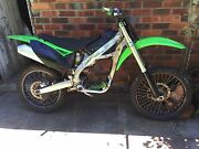 2009 Kawasaki KX250f - parts available for sale North Perth Vincent Area Preview