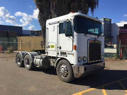 2001 Kenworth K104, Stock 438 Kenwick Gosnells Area Preview