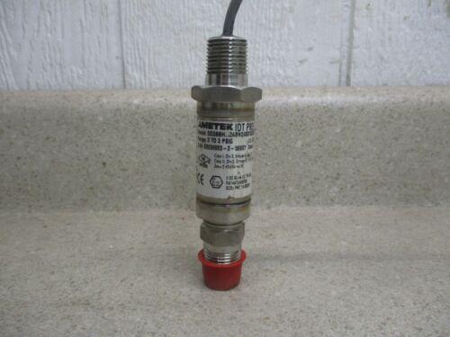 AMETEK IDT PRESSURE TRANSMITTER #13153H USED