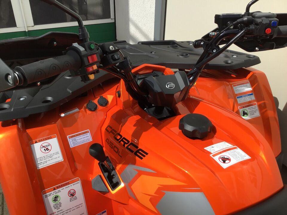 CF Moto CForce 450 DLX L Quad ATV in Eisleben
