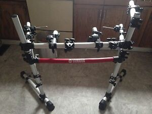 Yamaha Electronic drumset rack only