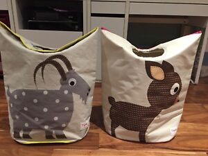 3 Little Sprouts Laundry Hamper