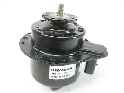 Siemens PM517X Engine Cooling Fan Motor Assembly