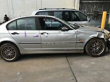 BMW 3-Series Sedan 318i wrecking for parts Yeerongpilly Brisbane South West Preview