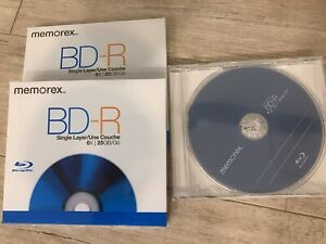 Blu-ray disks brand new