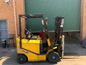 Forklift - Yale Electric Kings Park Blacktown Area Preview