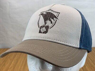 UPS UNITED PARCEL SERVICE NEW MENS SAFARI CAMOUFLAGE DRAWSTRING CAMO HAT