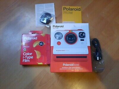 Polaroid now camera