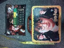 Harry Potter lunch tin pencil case Ron Jk wizard school Cummins Lower Eyre Peninsula Preview