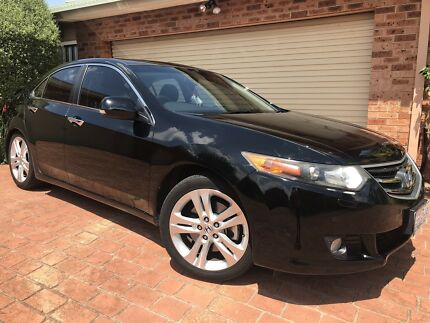 2009 Honda Accord Euro Luxury Navi Bonython Tuggeranong Preview