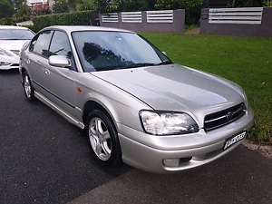 Subaru Liberty heritage 1999 automatic. June rego. AWD. Newcastle Newcastle Area Preview