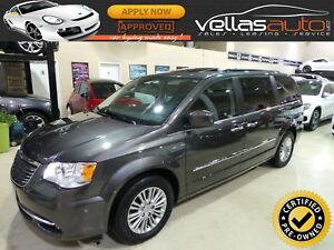 2016 Chrysler Town & Country Touring-L TOURING| LEATHER| NAVI...
