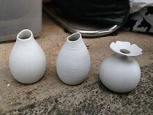 White vases Maroubra Eastern Suburbs Preview