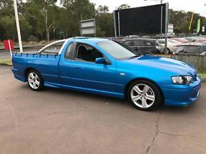 2003 Ford Falcon XR8 Ute - Manual - V8 (Boss 260) - Driveaway Cleveland Redland Area Preview