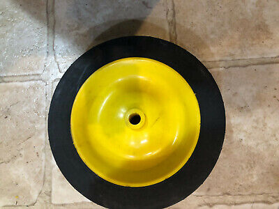Vintage John Deere Series 50 Metal Pedal Tractor Front Wheel And Tire