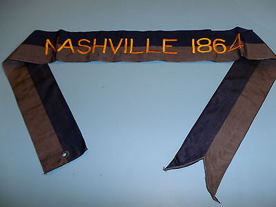 rst012 Civil War US Army Flag Streamer Nashville 1864