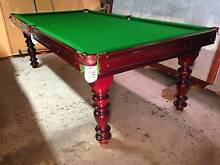 8 Ft pool Billiard Tables Woodville Park Charles Sturt Area Preview