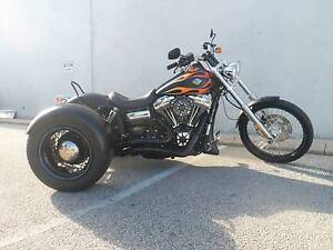HARLEY DAVIDSON 2016 WIDE GLIDE TRIKE Port Kennedy Rockingham Area Preview