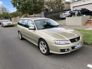 2007 Holden Commodore Svz 4 Sp Automatic 4d Wagon