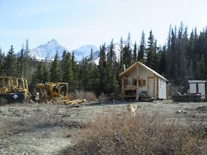Two Discovery claims in Kluane
