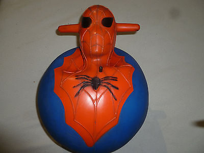 AMAZING SPIDERMAN HOP BALL 1978 MARVEL COMICS VINTAGE KIDS TOY SPIDER MAN RARE