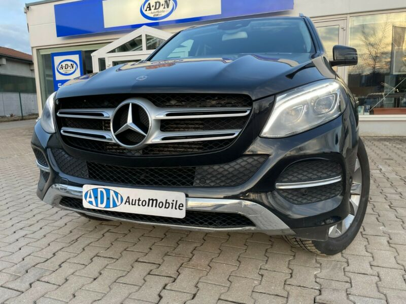 Mercedes-Benz GLE 350 d 4Matic 9G-Tronic *LED*Schiebedach*
