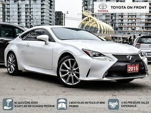 2015 Lexus RC 350 Executive Package No Accidents