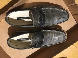 Italian made men's shoes size 43