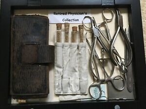 VINTAGE PHYSICIAN TOOLS