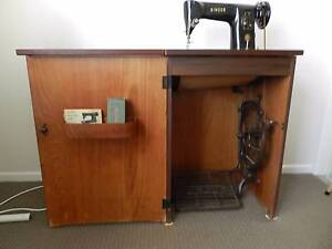 Singer 201k Treadle Sewing Machine Frederickton Kempsey Area Preview