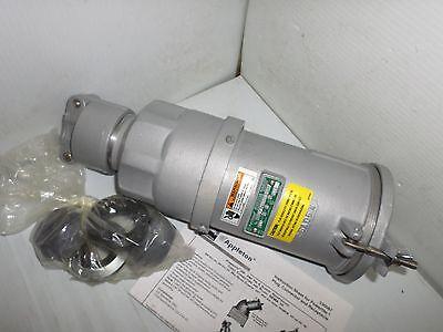 New Appleton Arc20034cd 200-amp Pinsleeve Generator Connector 200a 600v 3w 4p