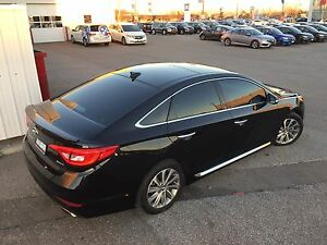 2015 Sonata Sport | LOW KMS |Heated seats|Panoramic Roof