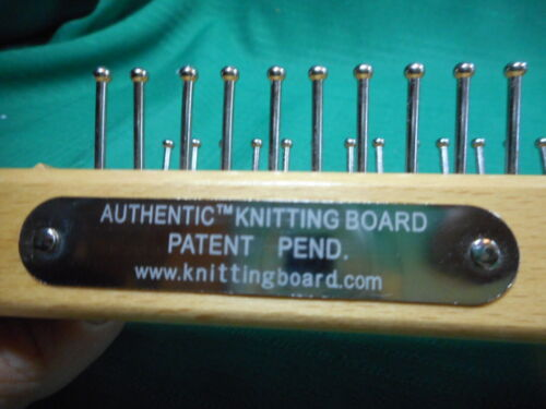 """Authentic Knitting Board 28"""""""