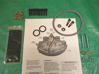 Master Repair Rebuild Kit Xomox Matryx Mx200 Pneumatic Vane Actuator 600679-2