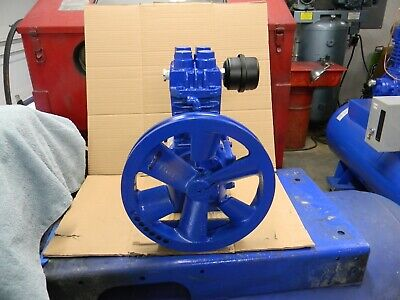 Quincy 210 Air Compressor Pump Without Unloaders