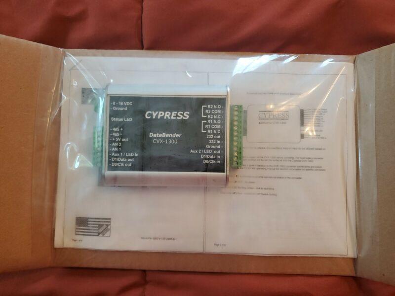 CYPRESS CVX-1300 Data Format Converter for Access Control