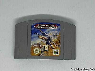 Star Wars - Rogue Squadron - EUR - Nintendo 64 - N64