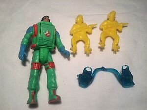 Vintage Ghostbusters toys