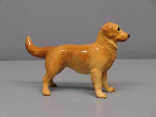 Hagen Renaker Standing Golden Retriever Dog