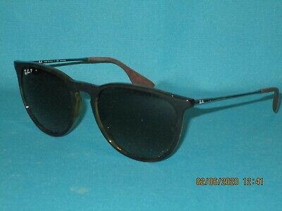 RAY BAN RB4171 ERIKA 710/T5 Tortoise/Polarized Brown Gradient Sunglasses 54mm Polarized Brown Gradient Sunglasses