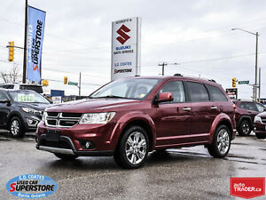 2011 Dodge Journey R/T AWD ~Nav ~Heated Leather