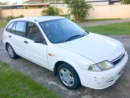 FORD LASER 2002 Hatch Back Good Condition with RWC and Rego