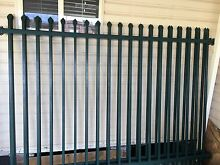 Industrial Fence Panels and Posts For Sale Villawood Bankstown Area Preview