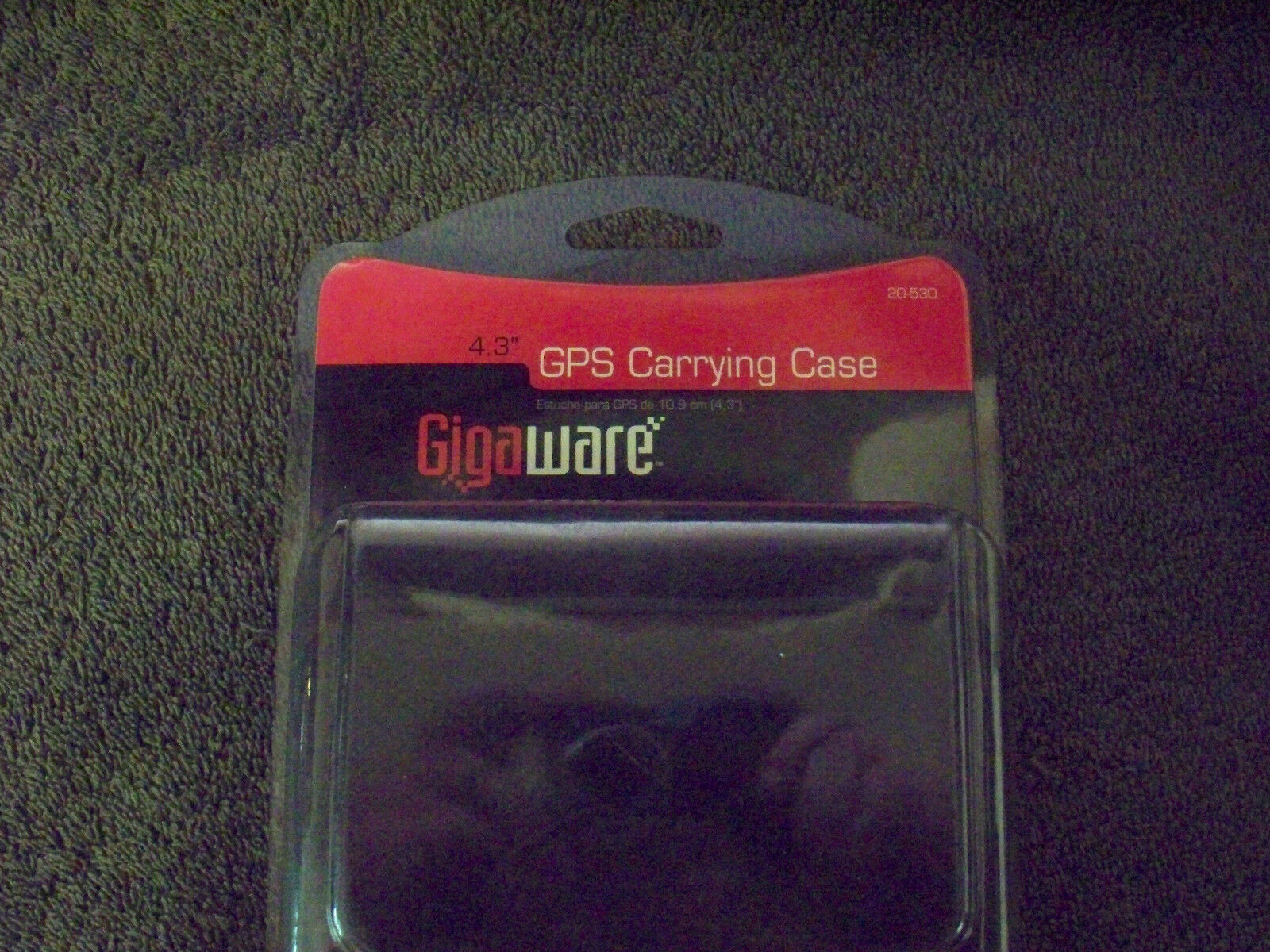 NEW GIGAWARE GPS Carrying Case  20-530